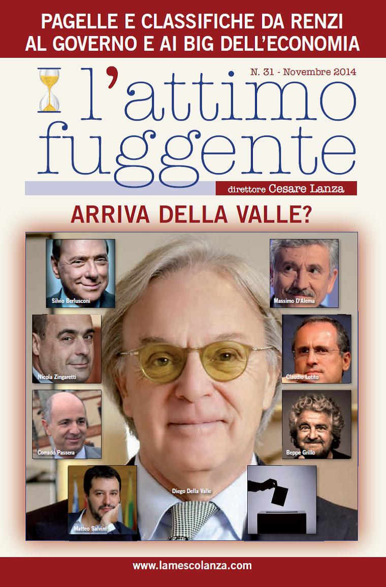 Attimo copertina novembre 2014