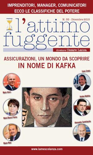 Attimo copertina  n 35